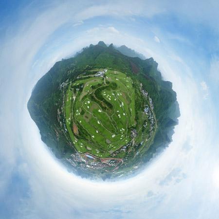 桂林山水高尔夫球场